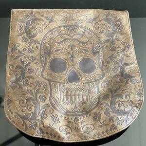 LoungeFly Skull Bag